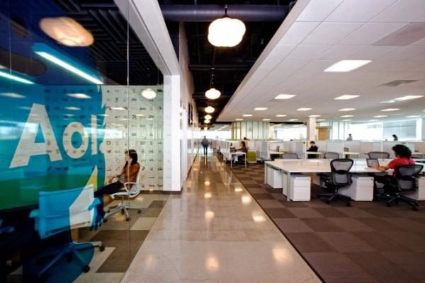 AOL office Design