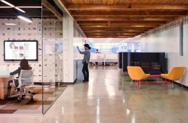 Arrractfull Office DEsign of AOL
