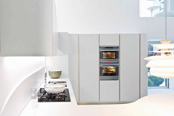 Attracing Kitchen By Snaidero's Ola Kitchen