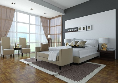 Attractfull Design for Bedroom