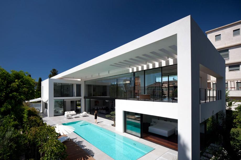 Marvelous Architectural Design By Pitsou Kedem Architects