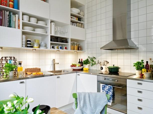Attractive Decoation of kitchen
