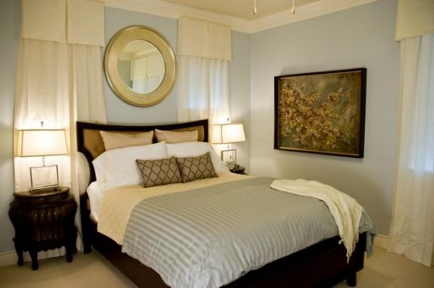 Beautiful Interior Bedroom Desoign By Adento