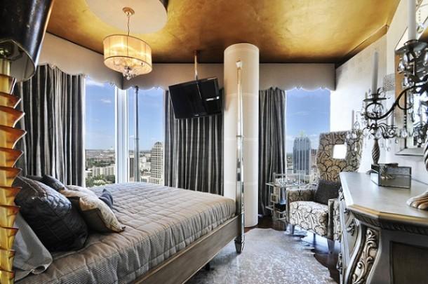 Beautiful Interior Design of Bedroom by Panache Interiors