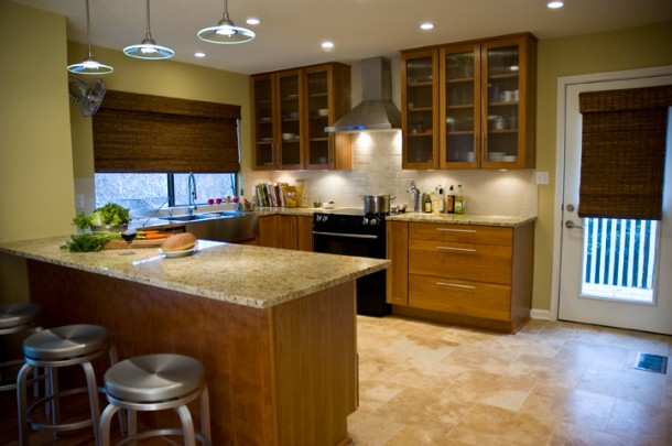 Beautiful Kitchen Interior Designs By Adento]