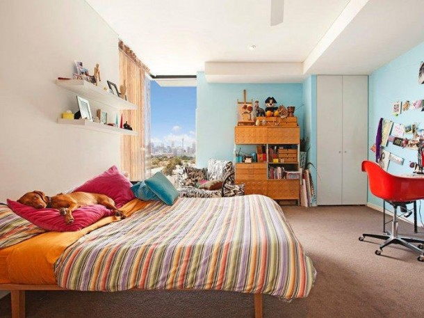 Beautiful view oif Bedroom Decoration