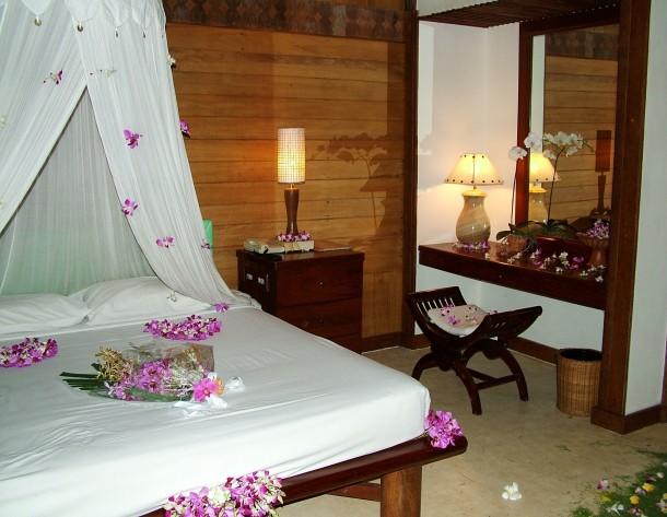 Bridal Decoration of Bedroom