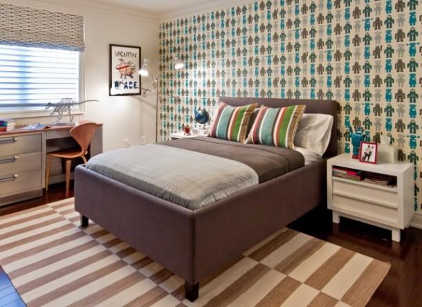 Brsutiful Interior Design for Bed room