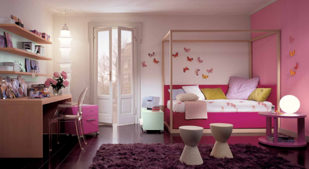 Delightful Butterfly Art for Bedroom