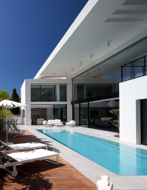 Delightful Home Design By Pitsou Kedem  4Architects