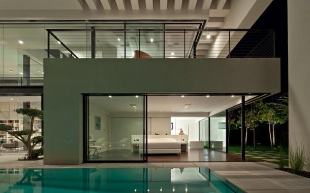 Fabolous Architectural Design of home By Pitsou Kedem Architects