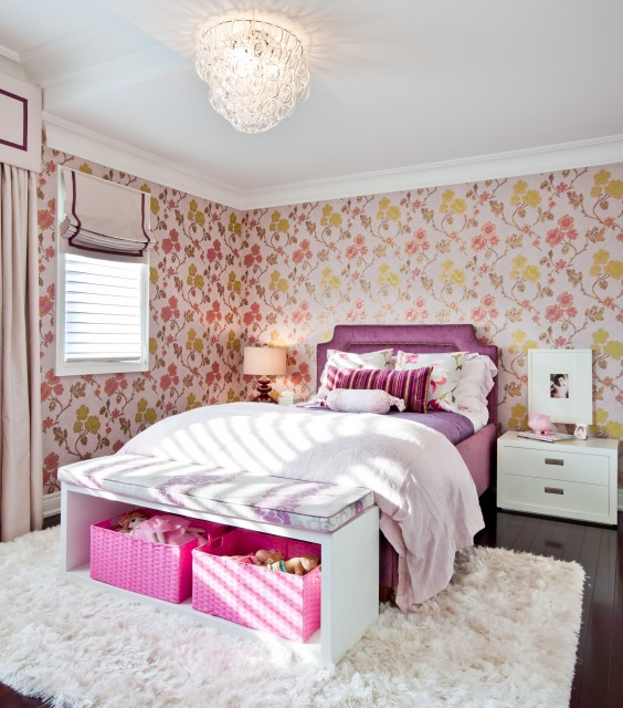Fabolous Bed Room Decorationm