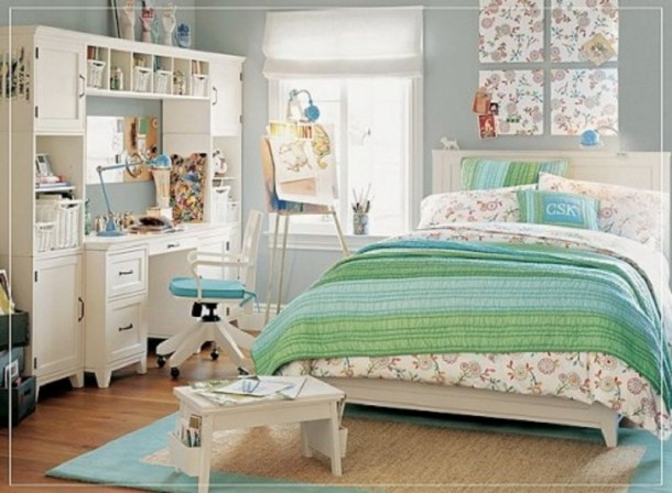 Preety Bedroom Design