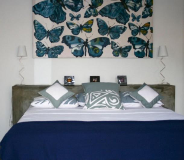 Preety Butterfly Bedroom