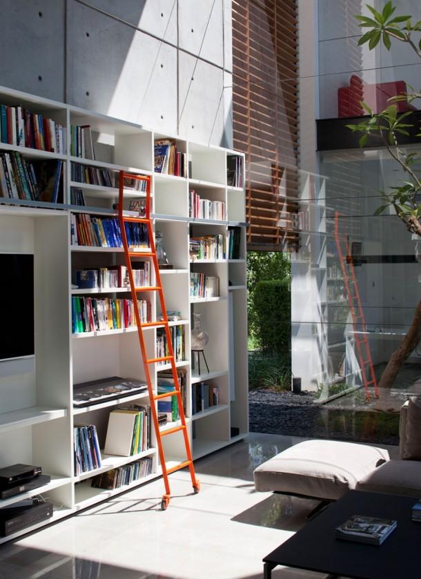 Study Room Design By Pitsou Kedem Architects