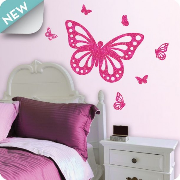 Wonderful Butterfly Art