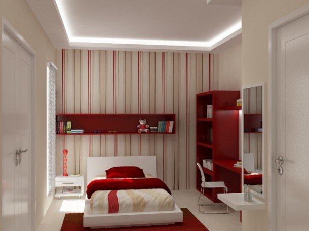 Attractive Bed room for kid
