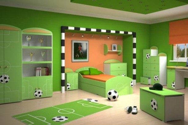 Beautiful Interior Design  for kid room