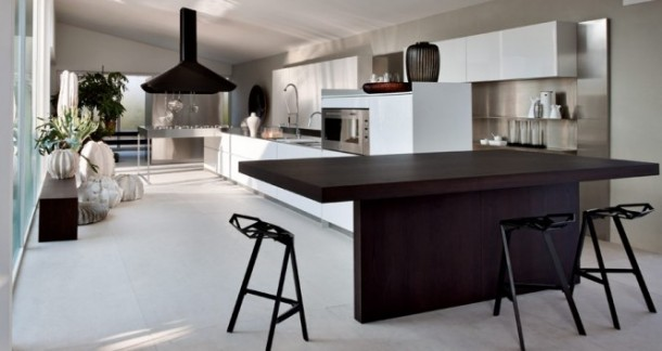 Best Latest Design of Kitchen By Elmar Cucine