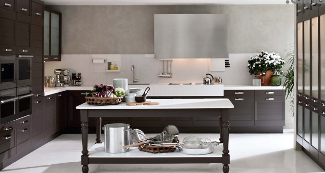 Latest Wonderful Kitchen Decoration By Elmar Cucine
