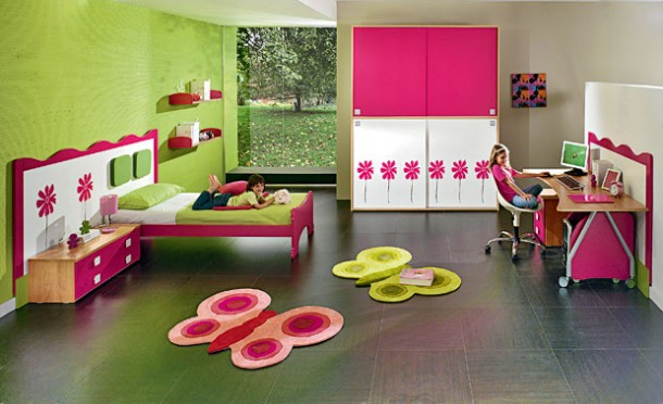 Brilliant Interior Designs for kid room