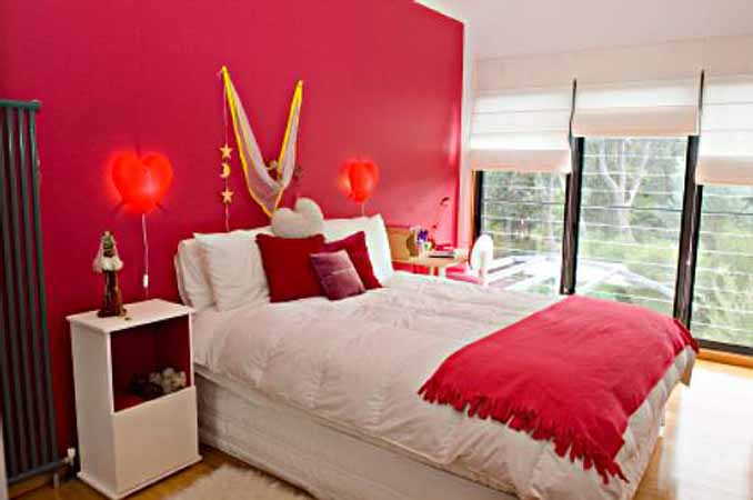 Colorful Bedroom Designs for Teenagers