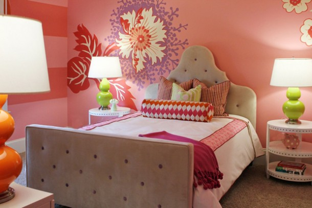 Fabolous Bedroom For Teen Ages