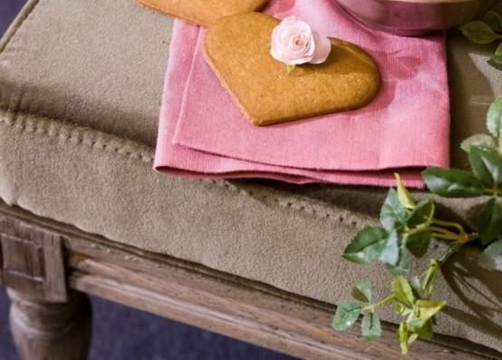 Girlish Pink And Chocolate Bedroom Design