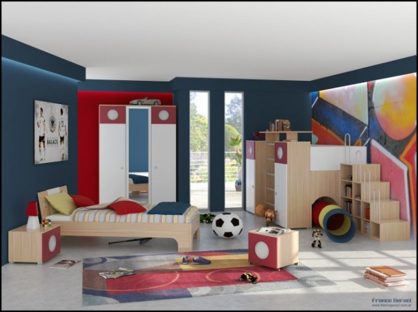 Most Beautiful Kid room Design