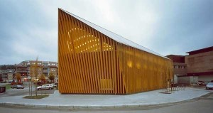 Norwegian Vennesla Library