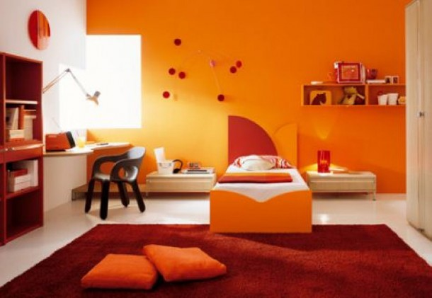 Unique-ideas-for-decoraiton-of-kid-rooms