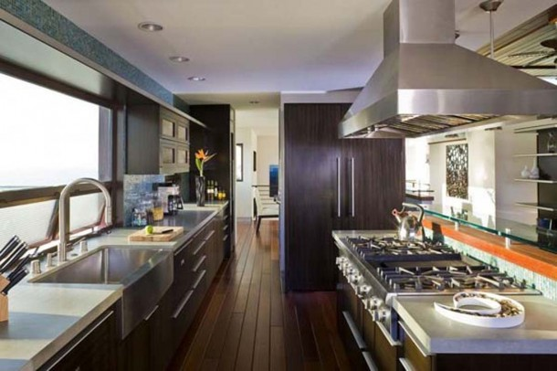 Wonderful Kitchen Design By TWS & Partners