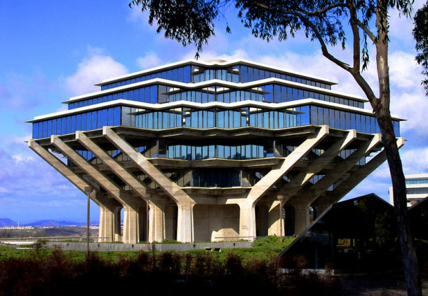 Geisel Library Building
