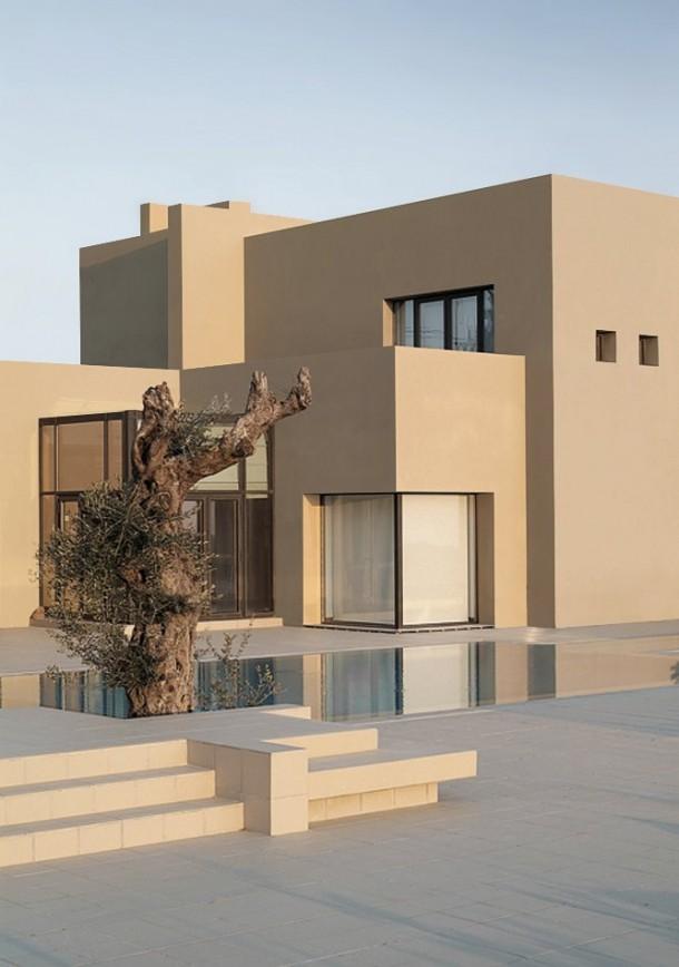 Abu Samra House outside view