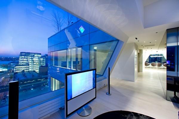 Panoramic Apartment-Interior PH New York by Innocad