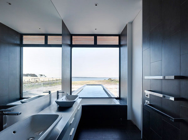 Bath design Beach House