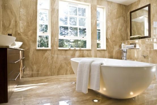 Delightful Bathroom Interior Design Ideas by Blanca Sanchez