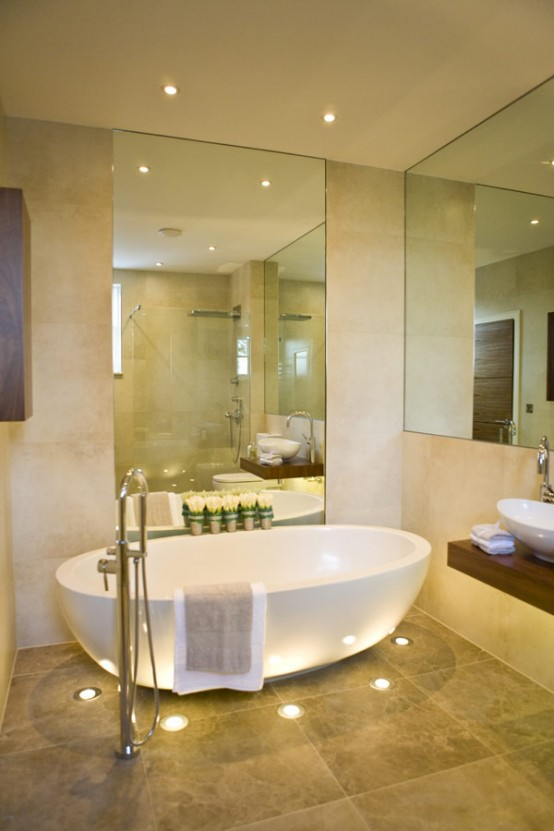 Exclusive Bathroom Interior Design Ideas by Blanca Sanchez