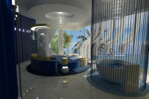 Villa Aura Futuristic Luxury House Design