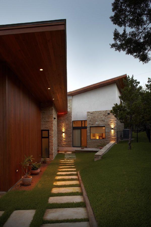 Garden Stone Way of Lake Travis Residence