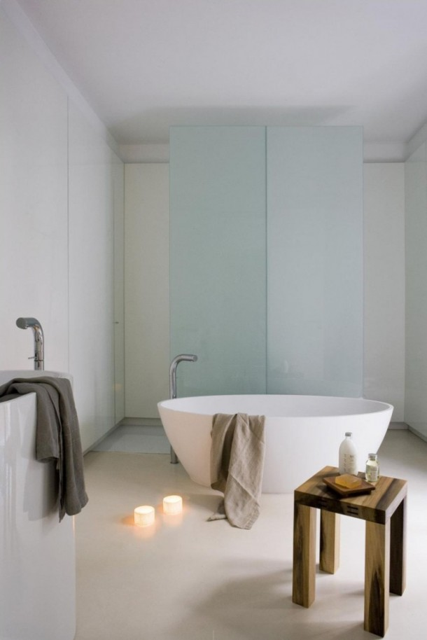 Gothic quarter Apartment Bath