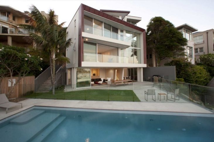 Beautiful Point Piper House by POPOVbass Architects