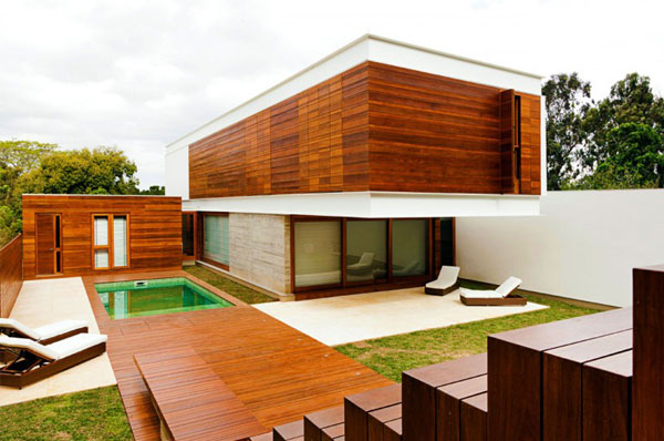 Luxury Haack House in Brazil by 4D-Arquitetura