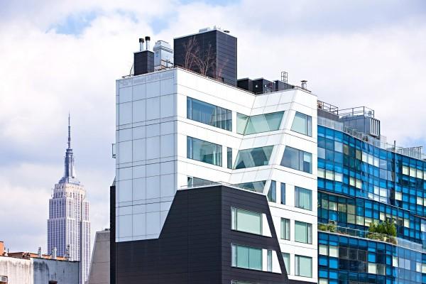 Majestic Apartment Building