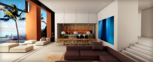 Excellent Examples of 3D Interior Design