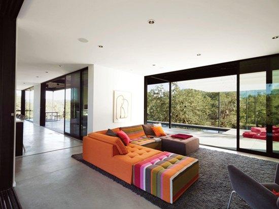 Modern Low Maintenance House Designed by Marmol Radziner