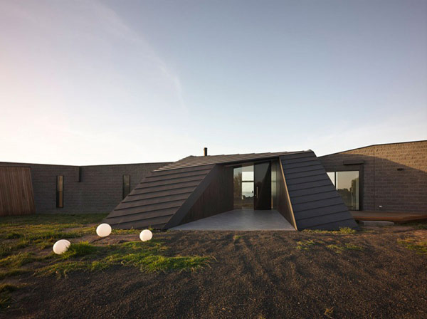 Modern designBeach House inspiration Origami Art