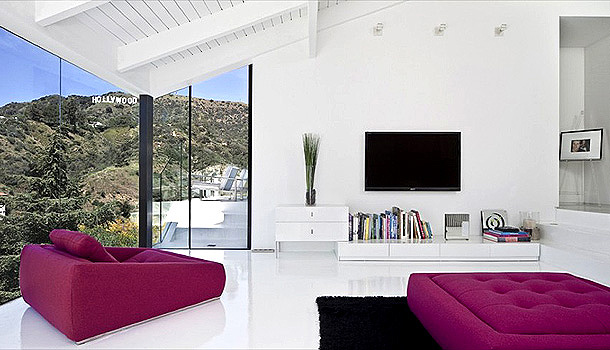 Nakahouse in the Hollywood Hills white design ideas