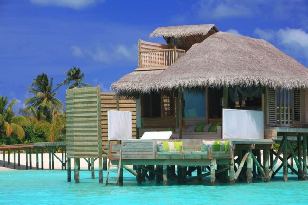 Paradise In Maldives Six Senses Resort