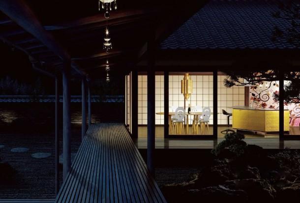 Traditional Japanese Kitchens Design